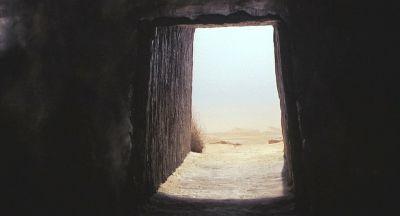 """""""Magnífica entrada a las cuevas excavadas en la roca Vapiyaka """" 148842_s"""