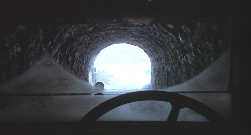 Jawahar Tunnel Located Exit to The Jawahar Tunnel